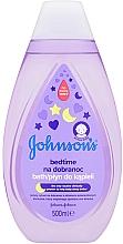 "Fragrances, Perfumes, Cosmetics Bubble Bath ""Before Bedtime"" - Johnson's Baby"