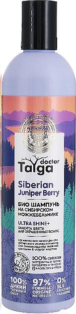 "Bio Shampoo ""Hair Color Preserving"" - Natura Siberica Doctor Taiga Shampoo"