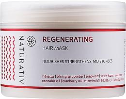 "Fragrances, Perfumes, Cosmetics Hair Mask ""Repair"" - Naturativ Regeneration Mask"