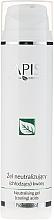 Fragrances, Perfumes, Cosmetics Peeling Neutralizing Gel - APIS Professional Home TerApis Neutralising Gel (Cooling) Acids