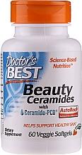 Fragrances, Perfumes, Cosmetics Beauty Ceramides - Doctor's Best Beauty Ceramides with Ceramide-PCD