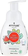 """Fragrances, Perfumes, Cosmetics Hand Soap """"Watermelon and Coconut"""" - Attitude Foaming Hand Soap Watermelon & Coco"""