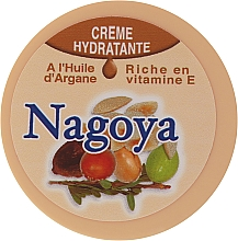 Fragrances, Perfumes, Cosmetics Gentle Argan Oil Moisturizer - Azbane Nagoya Argan Cream