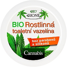 Fragrances, Perfumes, Cosmetics Cosmetic Vaseline - Bione Cosmetics Cannabis Plant Vaseline