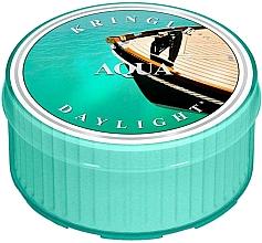Fragrances, Perfumes, Cosmetics Tea Light Candle - Kringle Candle Aqua Daylight