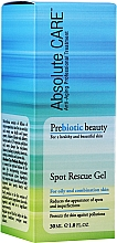Fragrances, Perfumes, Cosmetics Face Gel for Oily & Combination Skin - Absolute Care Prebiotic Beauty Spot Rescue Gel