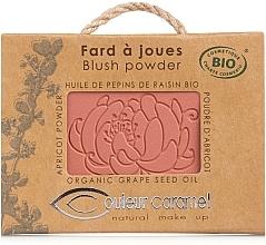 Fragrances, Perfumes, Cosmetics Mineral Blush - Couleur Caramel Blush Powder