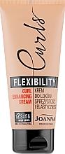 Fragrances, Perfumes, Cosmetics Wavy Hair Cream - Joanna Professional Curls Flexibility Curl Enhancing Cream