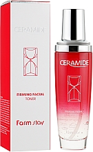 Fragrances, Perfumes, Cosmetics Firming Ceramide Facial Toner - FarmStay Ceramide Firming Facial Toner