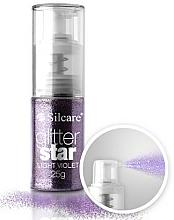 Fragrances, Perfumes, Cosmetics Decor Loose Glitter - Silcare Glitter Star