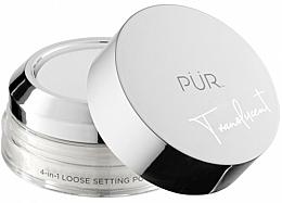 Fragrances, Perfumes, Cosmetics Translucent Loose Powder - PUR 4-in-1 Loose Setting Powder
