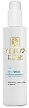 Fragrances, Perfumes, Cosmetics Milk for Dry Skin - Yellow Rose Moisturising Cleansing Milk