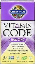 "Fragrances, Perfumes, Cosmetics Dietary Supplement ""Zinc with Vitamin C"" - Garden of Life Vitamin Code Raw Zinc"