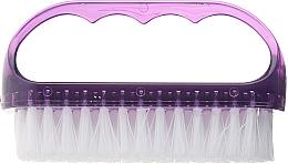 Fragrances, Perfumes, Cosmetics Nail Brush, 74752, purple - Top Choice