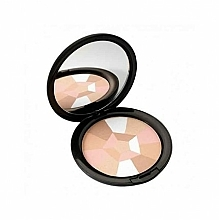 Fragrances, Perfumes, Cosmetics Compact Powder - Peggy Sage Perfecting Compact Powder (Sun Kissed)