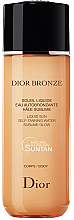 Fragrances, Perfumes, Cosmetics Self-Tanning Mist - Dior Bronze Liquid Sun Self-Tanning Body Water