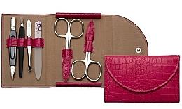 Fragrances, Perfumes, Cosmetics Manicure Set - DuKaS Premium Line PL 214R
