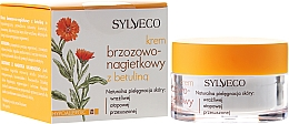 Fragrances, Perfumes, Cosmetics Birch and Marigold Cream with Betulin - Sylveco Birch And Marigold Day Cream With Betulin
