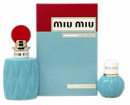 Fragrances, Perfumes, Cosmetics Miu Miu Miu Miu - Set (edp/100ml + edp/20ml)