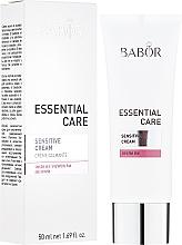 Fragrances, Perfumes, Cosmetics Cream for Sensitive Skin - Babor Essential Care Sensitive Cream