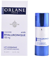 Fragrances, Perfumes, Cosmetics Hyalurinic Acid Moisturizing Concentrate - Orlane Supradose Hyaluronique Lift-Moisturizing Concentrate