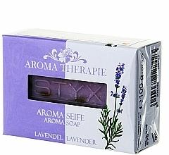 "Fragrances, Perfumes, Cosmetics Natural Soap ""Lavender"" - Styx Naturcosmetic Seife"
