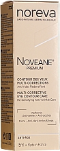 Fragrances, Perfumes, Cosmetics Multifunctional Eye Cream - Noreva Laboratoires Noveane Premium Multi-Corrective Eye Care