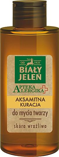Velvet Face Gel - Bialy Jelen Apteka Alergika Face Gel