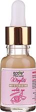 Fragrances, Perfumes, Cosmetics Moisturizing Eye Zone Serum - Eco U Moisturising Under Eye