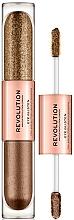 Fragrances, Perfumes, Cosmetics Liquid Eyeshadow - Makeup Revolution Eye Glisten