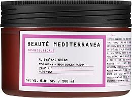 Fragrances, Perfumes, Cosmetics Peptide Face Cream with Botox Effect - Beaute Mediterranea Botox Like Syn Ake Cream