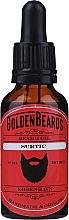 Fragrances, Perfumes, Cosmetics Surtic Beard Oil - Golden Beards Beard Oil