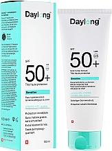 Fragrances, Perfumes, Cosmetics Sunscreen Gel Cream for Sensitive Skin - Daylong Sensitive Gel-Creme SPF 50+