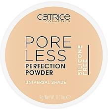 Fragrances, Perfumes, Cosmetics Face Powder - Catrice Puder Poreless Perfection Powder