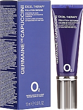 Fragrances, Perfumes, Cosmetics Eye Cream - Germaine de Capuccini Excel Therapy O2 Anti Pollution Defence Eye Contour