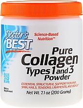 Fragrances, Perfumes, Cosmetics 1 & 3 Type Collagen (powder) - Doctor's Best Best Collagen Types 1 & 3 Powder