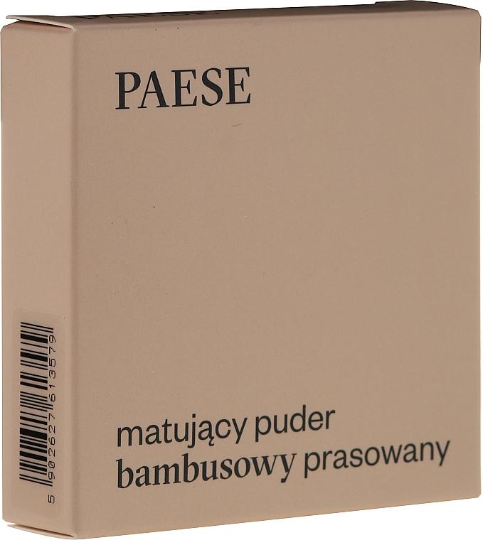 """Face Powder """"Matte"""" - Paese Powder Mate"""