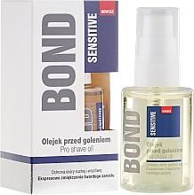 Fragrances, Perfumes, Cosmetics Pre Shave Oil - Bond Sensitive Pre Shave Oil