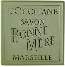 Fragrances, Perfumes, Cosmetics Toilet Soap - L'Occitane Bonne Mere Rosemary & Sage Soap