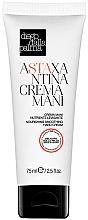 Fragrances, Perfumes, Cosmetics Hand Cream - Diego Dalla Palma Astaxantina Crema Anti Age Nourishing Smoothing Hand Cream