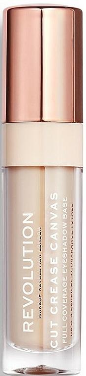 Eyeshadow Primer - Makeup Revolution Cut Crease Canvas