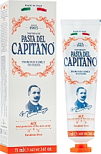 Fragrances, Perfumes, Cosmetics Ace Toothpaste - Pasta Del Capitano 1905 Ace Toothpaste Complete Protection