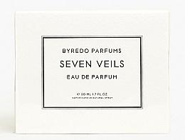 Fragrances, Perfumes, Cosmetics Byredo Seven Veils - Eau de Parfum