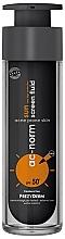 Fragrances, Perfumes, Cosmetics Face Fluid - Frezyderm Ac-Norm Active Sun Screen Fluid Spf50+