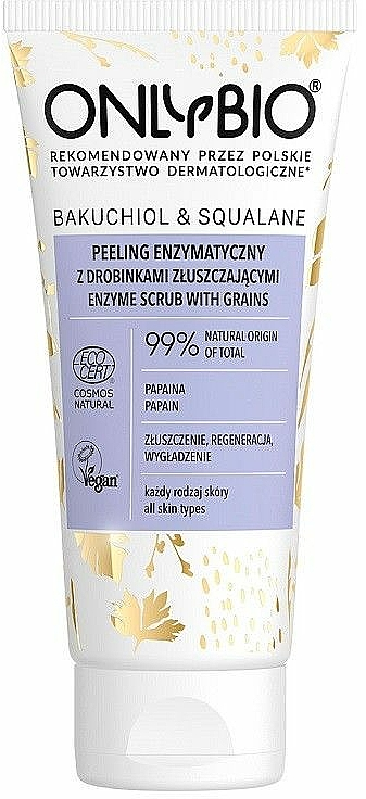 Face Peeling - Only Bio Bakuchiol & Skwalan Peeling