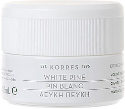 Fragrances, Perfumes, Cosmetics Day Cream for Dry & Dehydrated Skin - White Pine Cream For Very Dry Skin