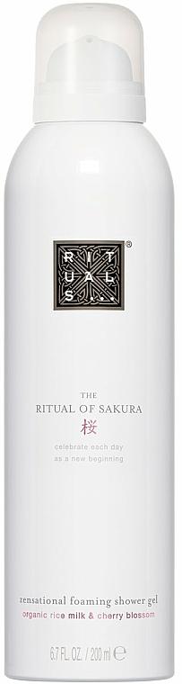Shower Gel - Rituals The Ritual Of Sakura Foaming Shower Gel — photo N1