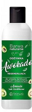 """Hair Conditioner """"Avocado"""" - Barwa Avocado Hair Conditioner"""
