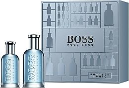 Fragrances, Perfumes, Cosmetics Hugo Boss Bottled Tonic - Set (Edt/100ml + Edt/30ml)