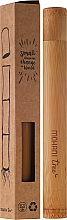Fragrances, Perfumes, Cosmetics Bamboo Case for Toothbrush - Mohani